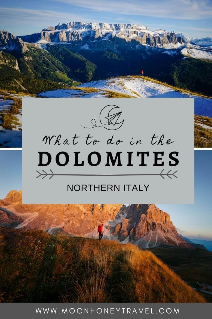 What to Do in the Dolomites, Italy