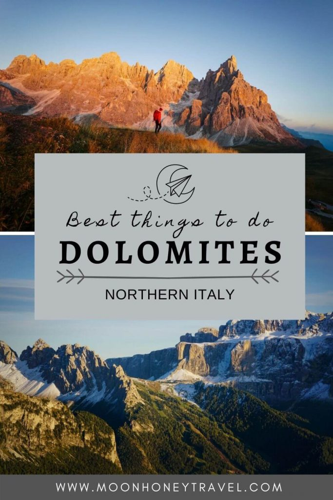 Things to Do in the Dolomites, Italy