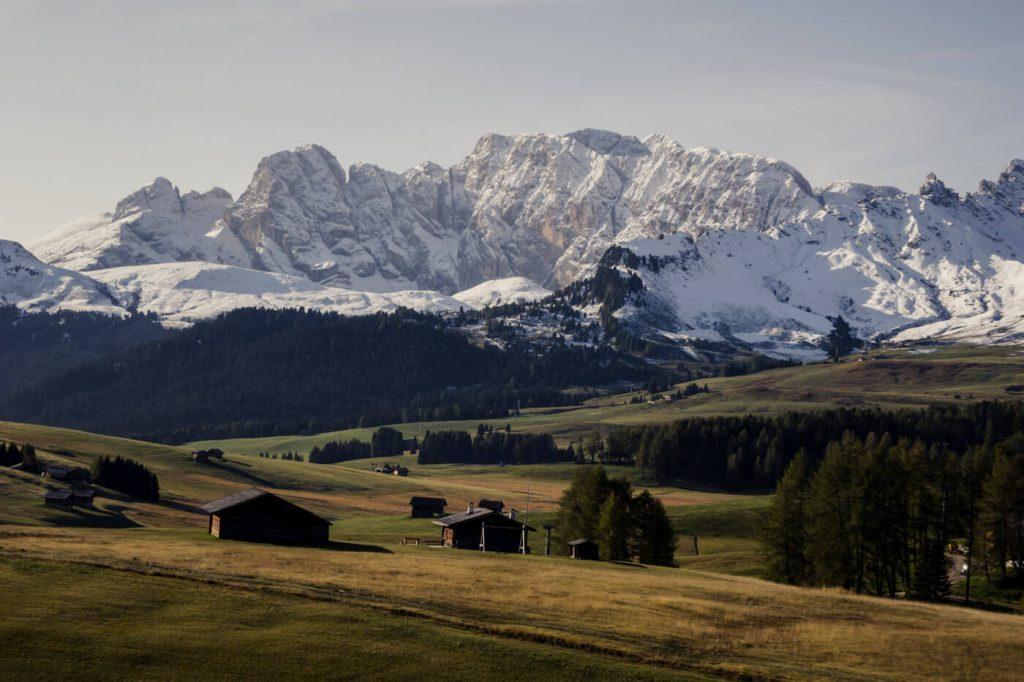 Catinaccio/Rosengarten Mountains, Alpe di Siusi Trail 9