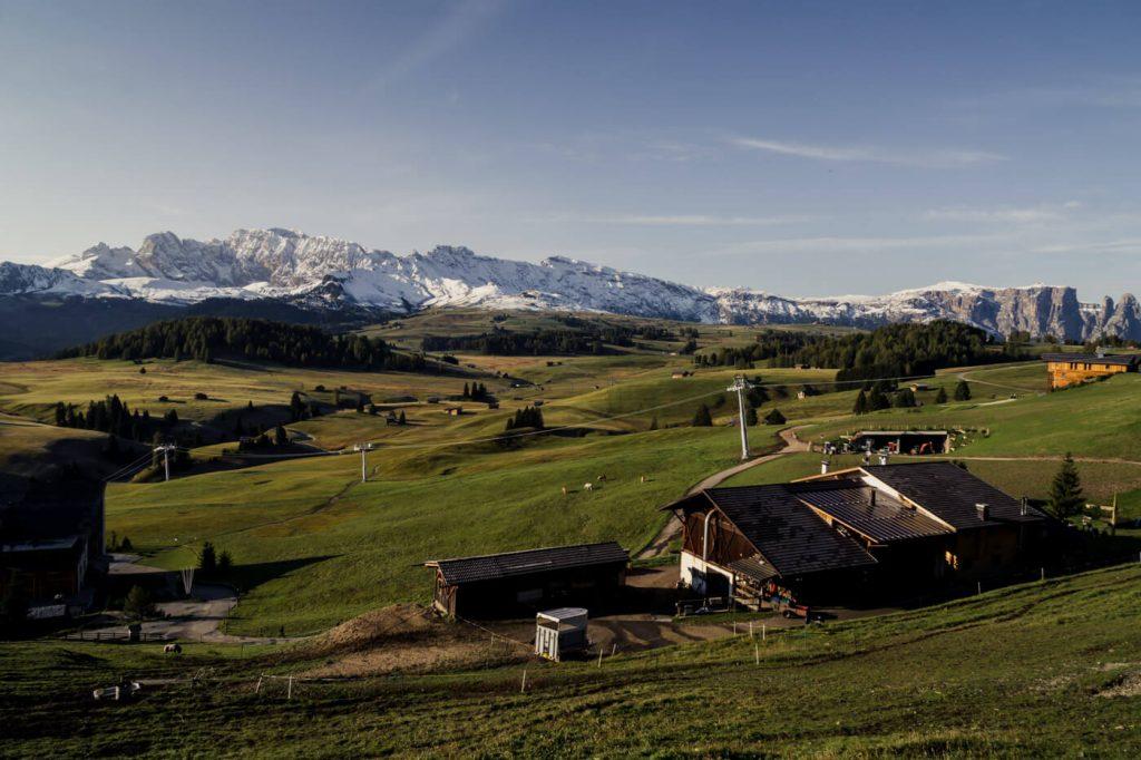Schgaguler Schwaige, Alpe di Siusi, Italy