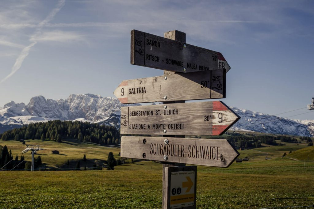 How to Get to Alpe di Siusi, Italy
