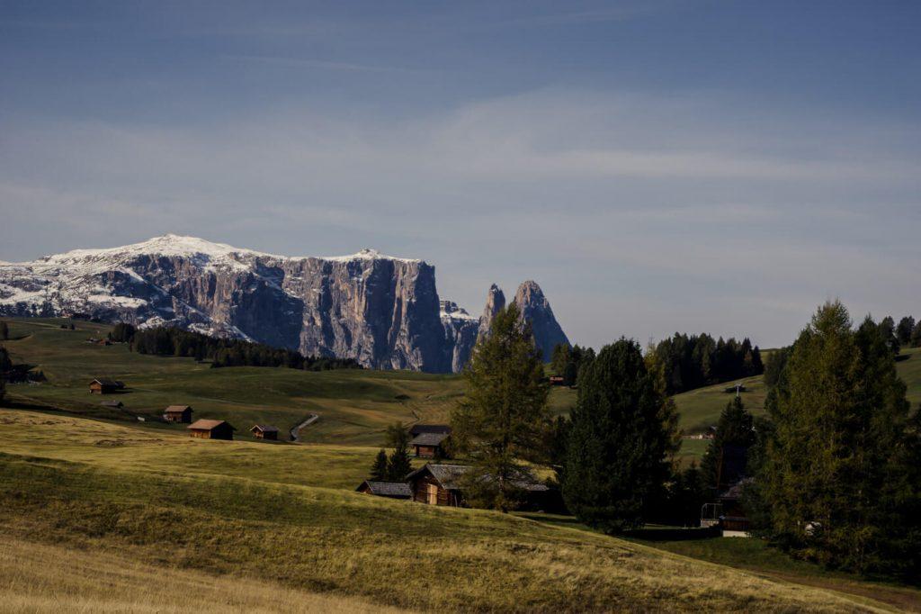 Sciliar/Schlern, Alpe di Siusi