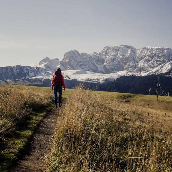 Alpe di Siusi Trail 9, Dolomites, Italy
