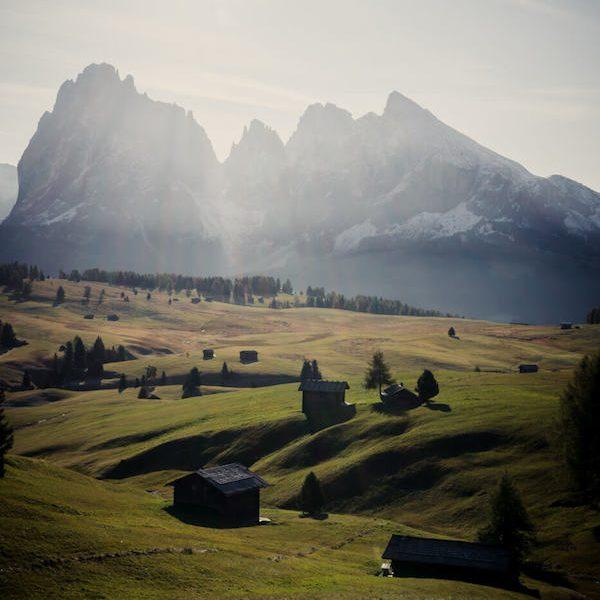Alpe di Siusi Meadows, Italy