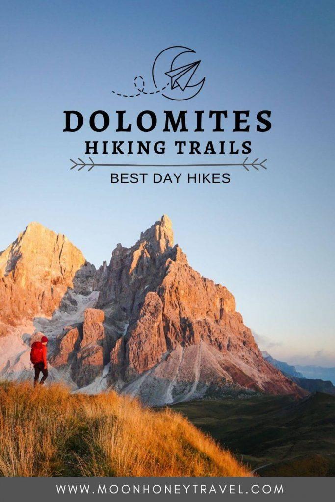 Dolomites Hiking Trails, Italy
