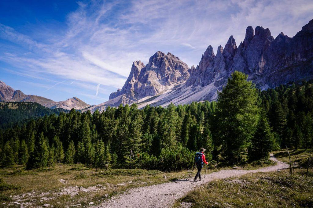 Puez-Odle Nature Park, Italian Alps