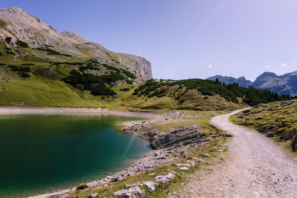 Rifugio Fanes Day Hike, Fanes Group, Alta Badia Hikes