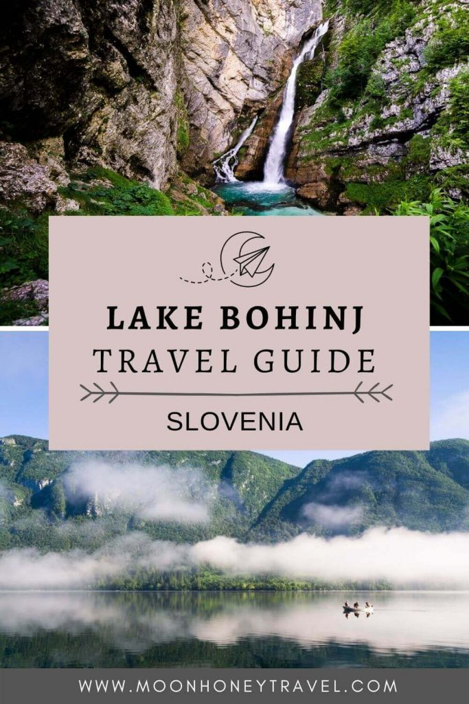 How to Visit Lake Bohinj, Slovenia