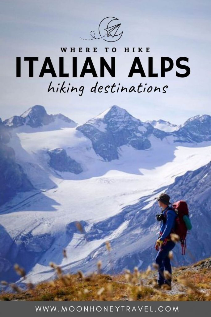 Italian Alps Hiking Destinations