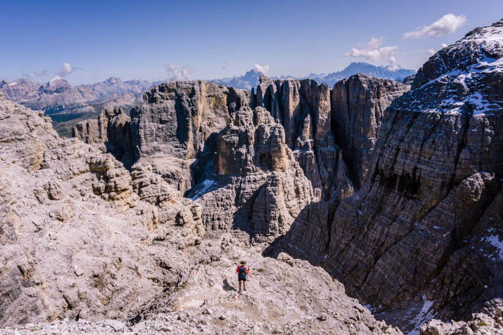 Sella Group, Italian Alps Hiking Destinations