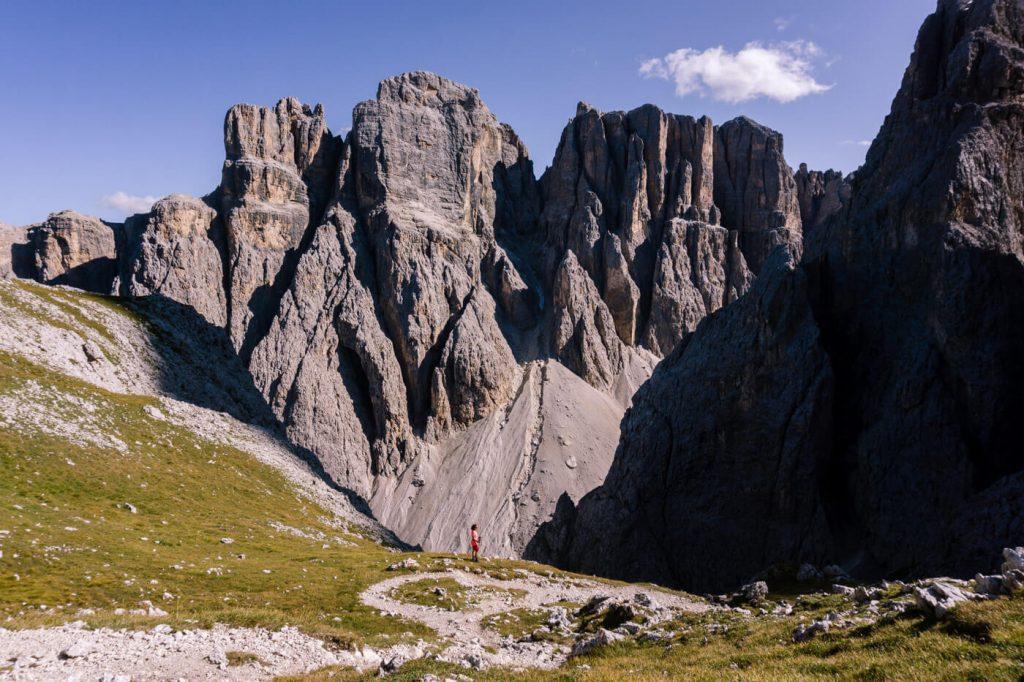 Pisciadù Hike, Sella Group, Alta Badia Hiking Trails