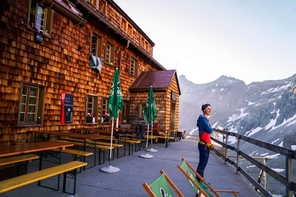 Saarbrücker Hütte, Montafon Hut Hike, Austria