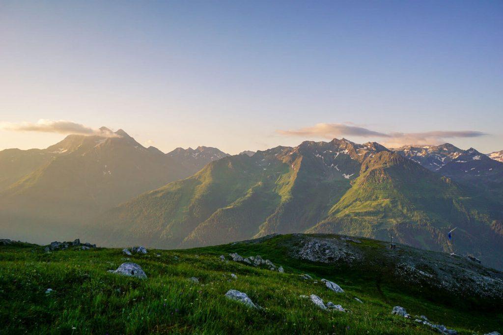 Eagle Walk Lechtal Alps, Hut to Hut Hiking in Austria