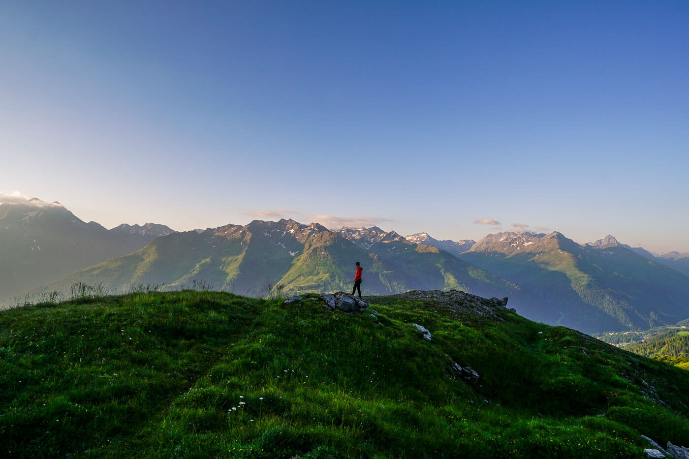 Eagle Walk, Lechtal Alps, Tirol, Austria