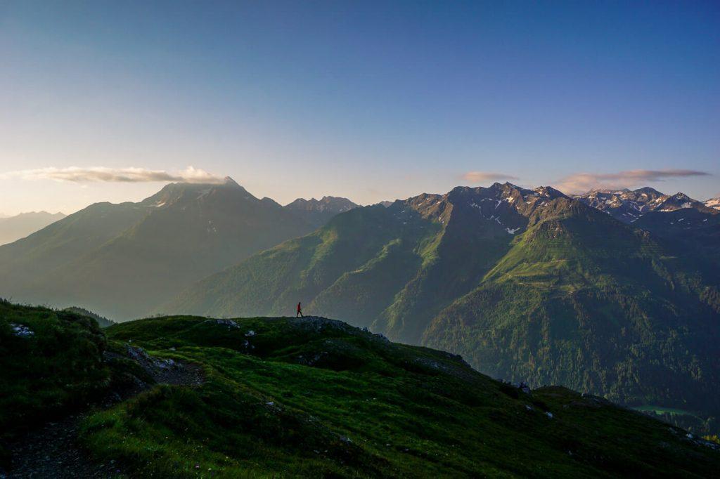 Eagle Walk, Lechtal Alps