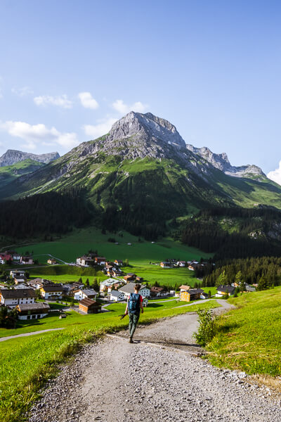 Lech am Arlberg, Austria Places to Stay