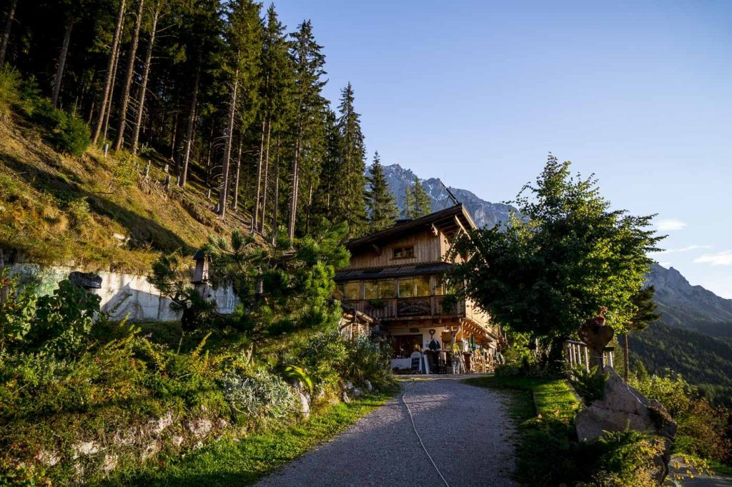 Dachsteinhaus, Ramsau am Dachstein, Austria