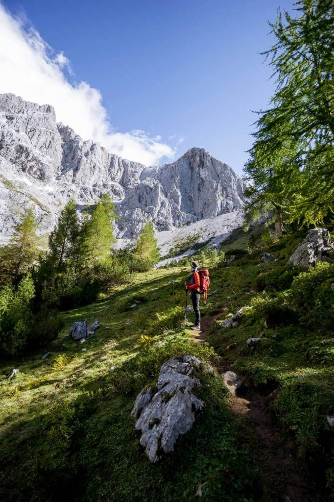 5 Huts Trail, Ramsau am Dachstein