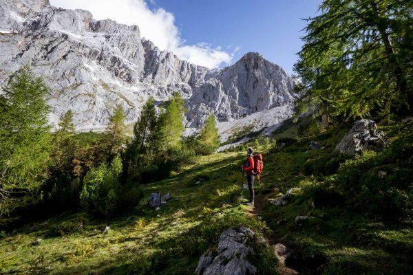 5 Huts Trail, Ramsau am Dachstein, Austria