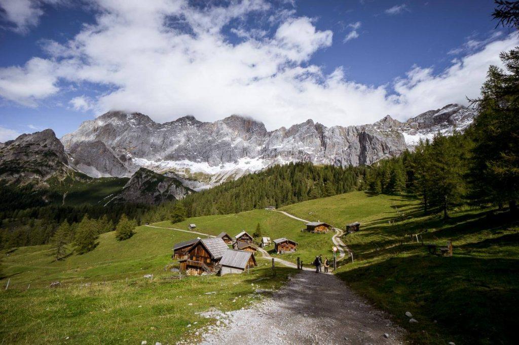 Five Huts Trail, Dachstein, Best Day Hikes in Austria