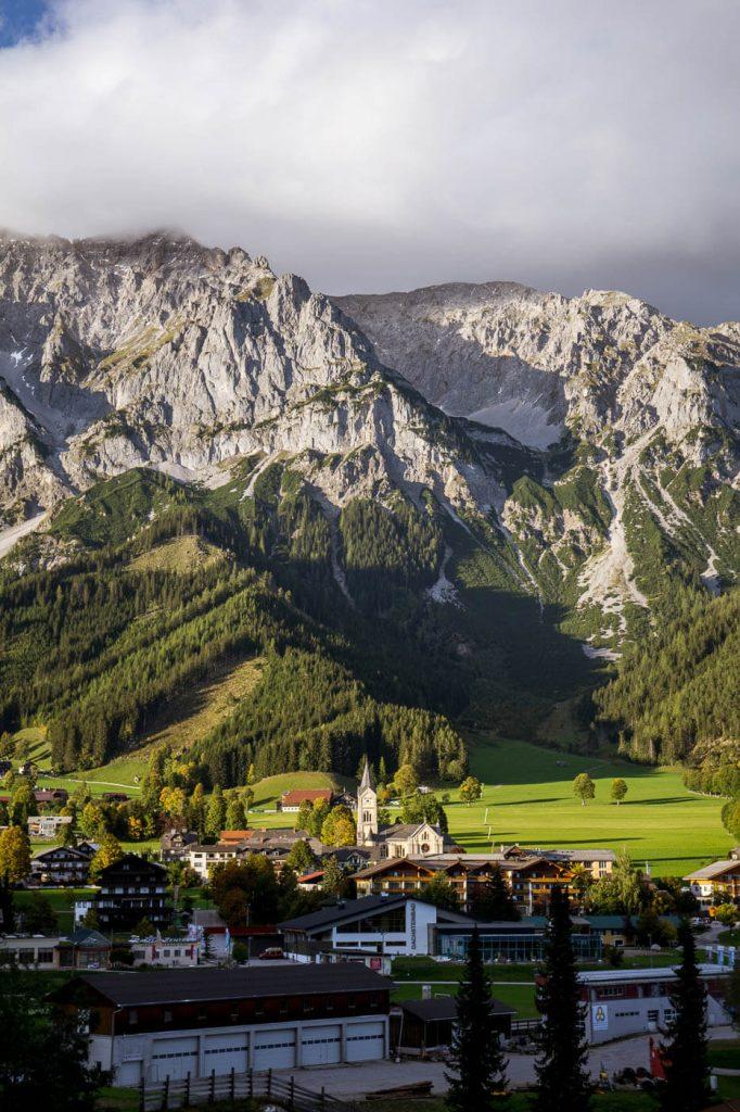 Ramsau am Dachstein, Styria, Austria