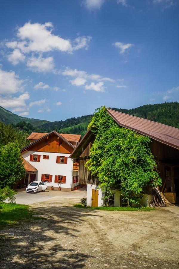 Tourist Farm Stoglej, Slovenia Farm Stay
