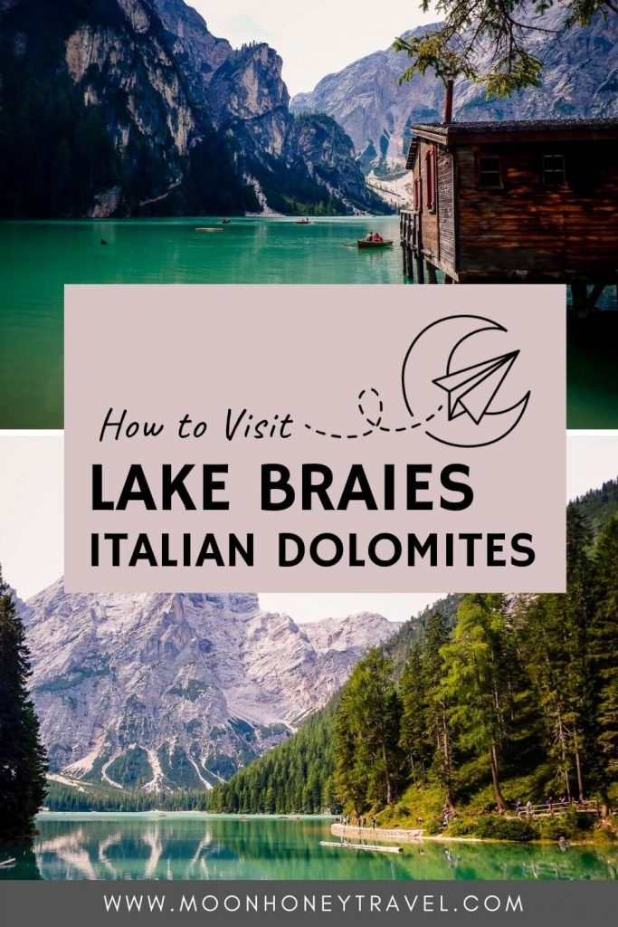 Lake Braies Travel Guide, Italy