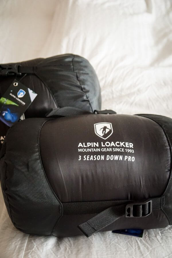 Alpin Loacker Lightweight Sleeping Bag