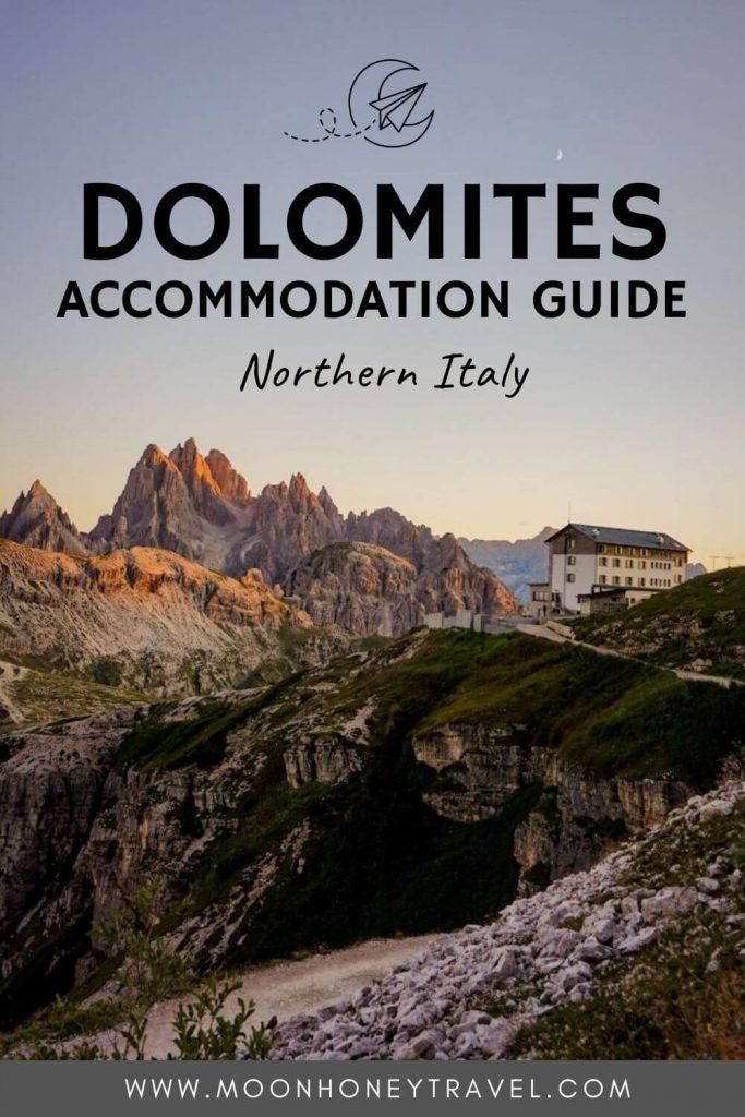Dolomites Accommodation