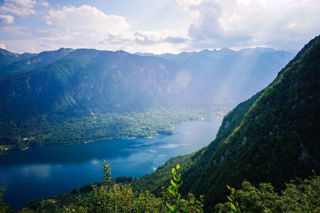 Planina Vogar Bohinj Lookout Point