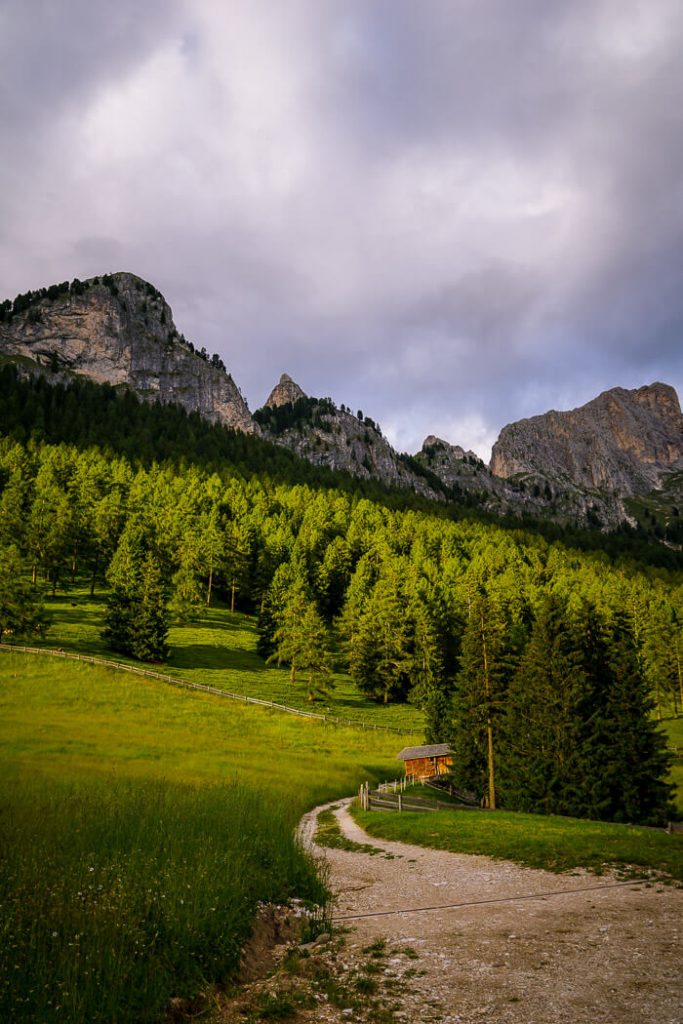 Plafötschalm, Tiers am Rosengarten/Tires al Catinaccio, South Tyrol