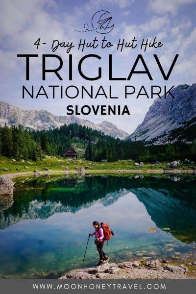 Triglav National Park Hut to Hut Hike, Julian Alps, Slovenia