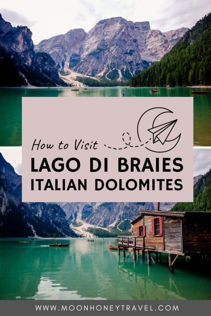 Visit Lago di Braies, Italy