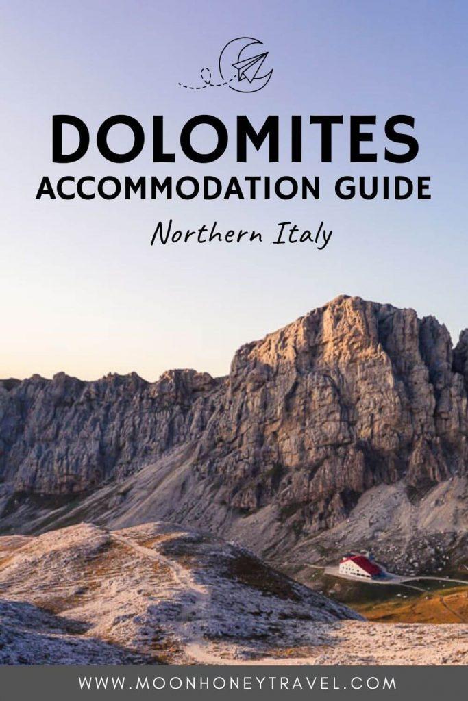 Dolomites Accommodation Guide
