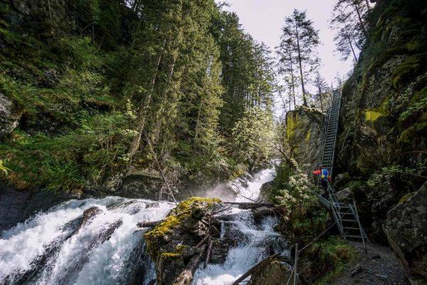Alpinsteig Höll Hiking Trail, Schladming