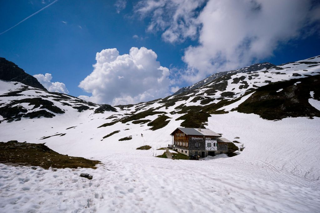 Giglachseehütte, Schladming, Austria