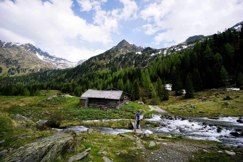 Neualm, Obertal, Schladminger Tauern, Österreich