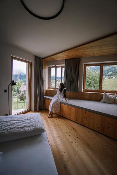 Thalers Mariandl Bedroom, Rohrmoos, Austria