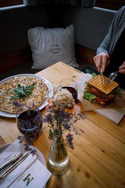 Hotel Thalers Mariandl Schladming, Abendessen/Snack