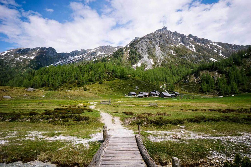 Ursprungalm Circuit Trail, Schladming, Austria