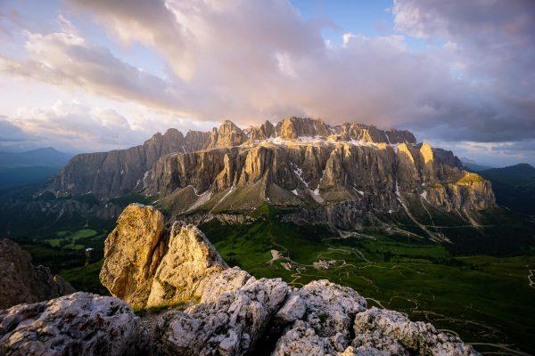 Gran Cir Via Ferrata Hike, Dolomites