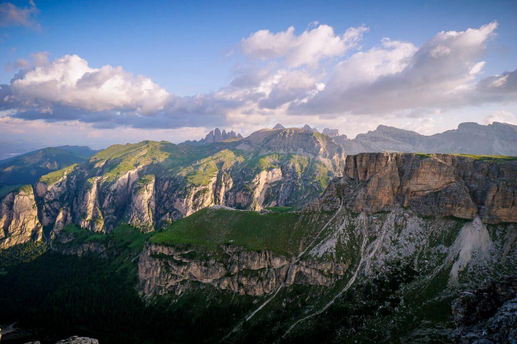 Gran Cir Summit, Puez-Odle Nature Park, Dolomites