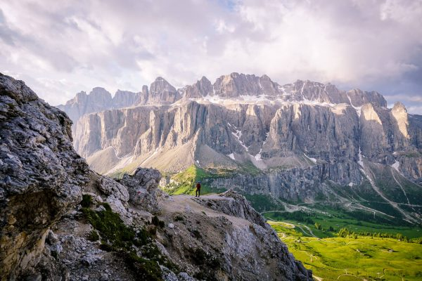 Sella Group, Dolomites, Italian Alps