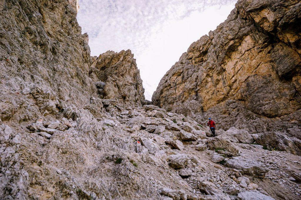 Gran Cir Hike, Dolomites