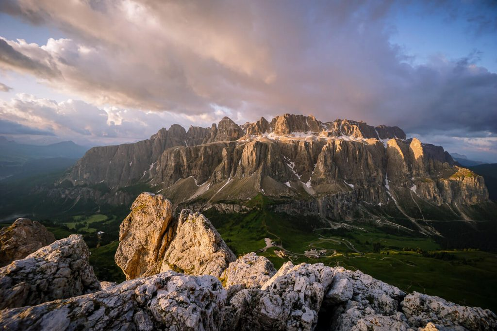 Gran Cir Summit, Cir Group, Dolomites