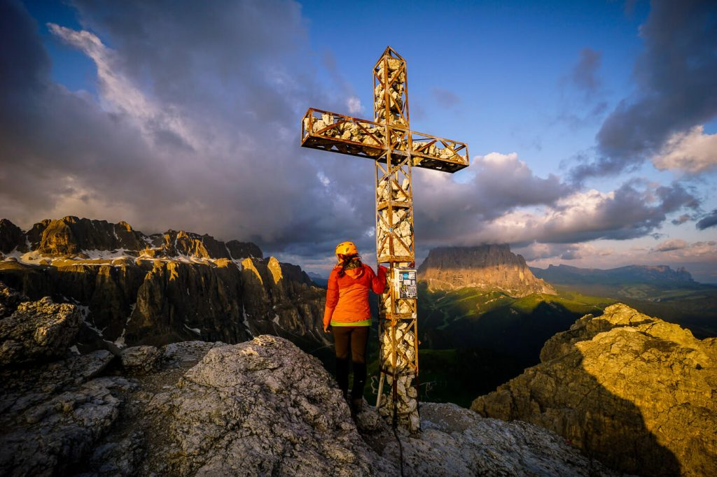 Gran Cir Gear, Dolomites