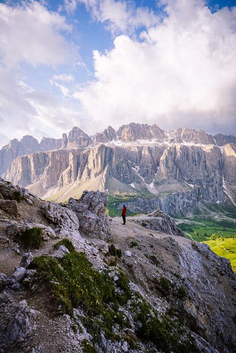 Gran Cir Sunrise, Dolomites