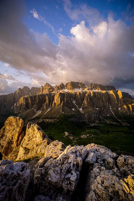 Gran Cir Via Ferrata, Dolomites