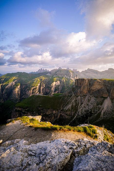 Gran Cir Summit, Dolomites