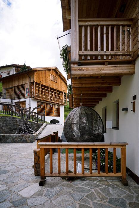 Lüch de Costa Aparthotel in Colfosco, Dolomites